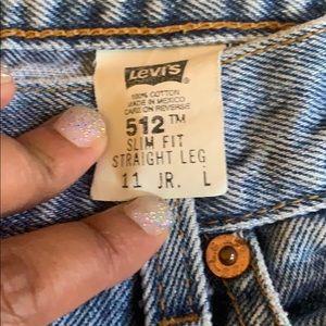 Levi's Jeans - Women's Levi's Vintage 512